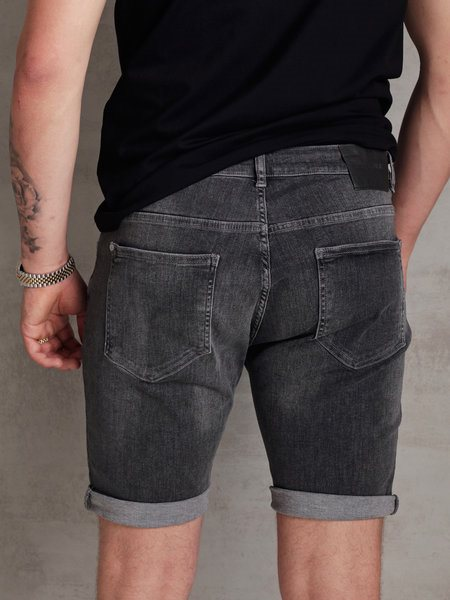 Stretch Short Jeans